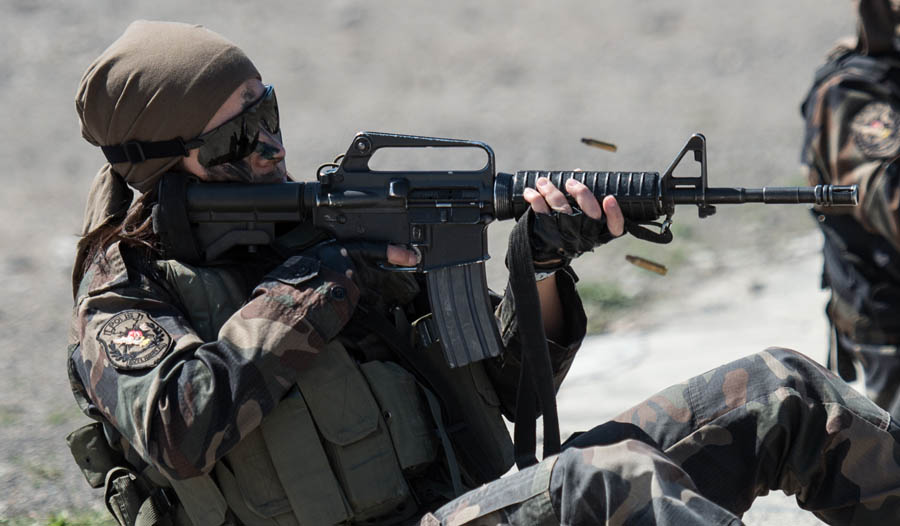 Turkish Special Forces Employs Females.