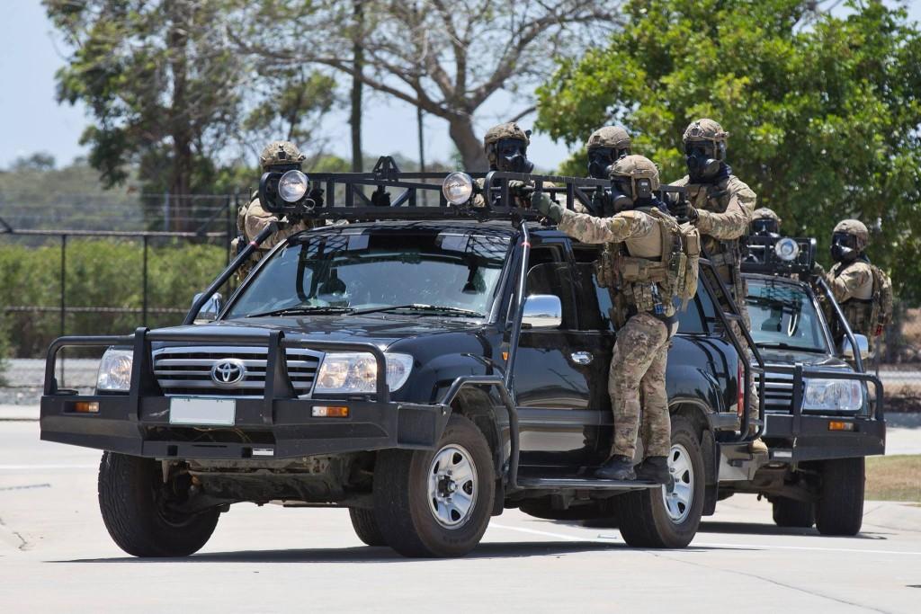 Australian Commandos Part 4 Special Forces News