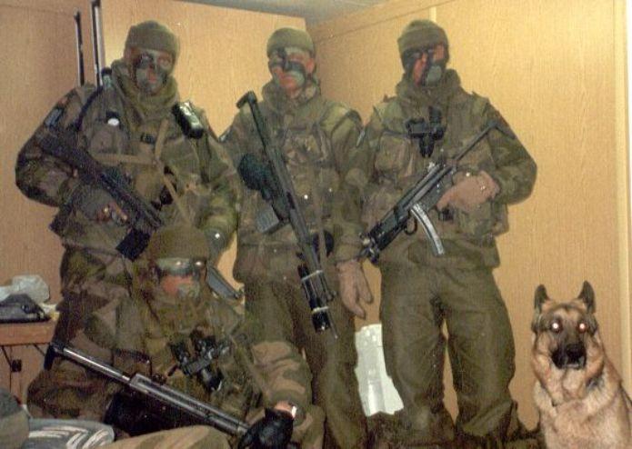 FSK Covert Ops in Kosovo