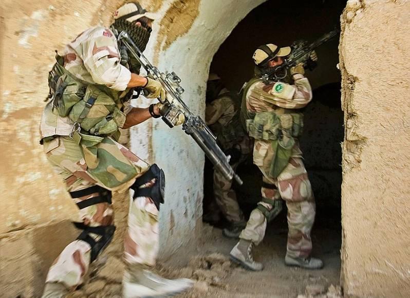 Hærens Jegerkommando In Afghanistan Photo: Public Domain