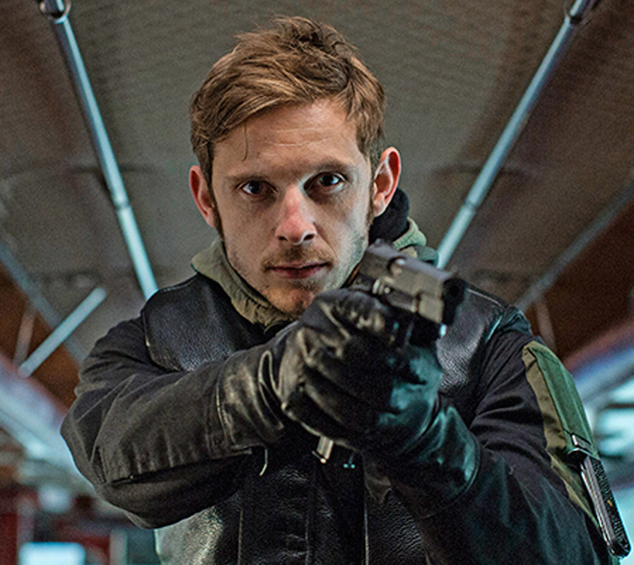 Jamie Bell plays lead role in SAS movie.