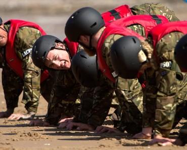 Everyday UK Civilians vs Navy SEAls Photo: BBC