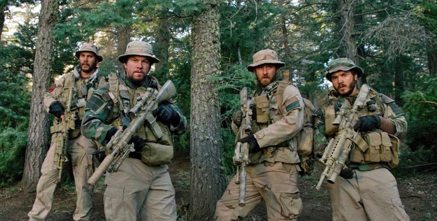 Movie Scene: Lone Survivor SEAL Recon Team