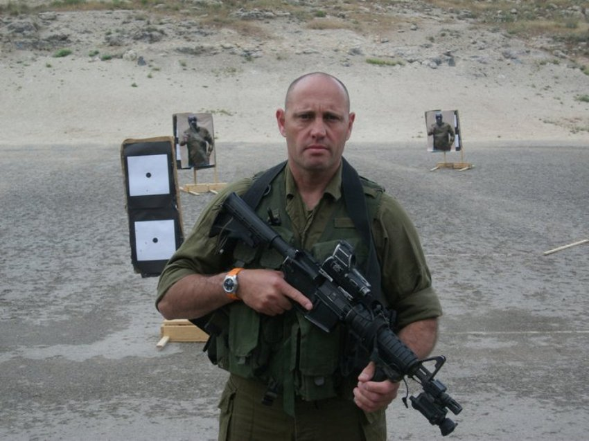Israeli YAMAM operative Itay Gil takes control of episode two.
