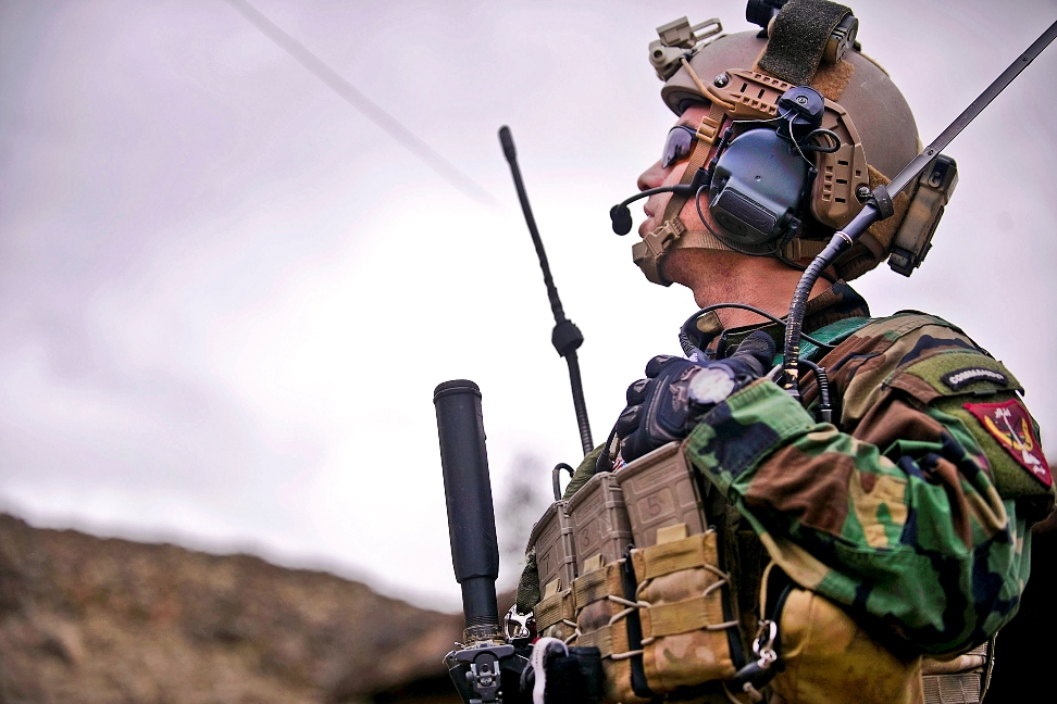 Once Combat Controllers complete advanced training they are assigned to Special Tactics Squadrons. Photo: Public Domain