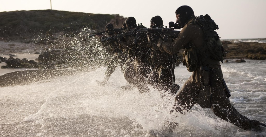 Israeli Commandos Conduct Covert Operations for the IDF