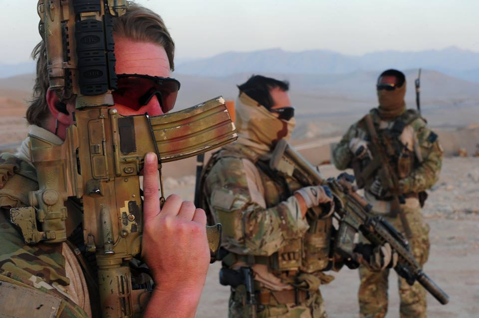 SASR/SOTG in Afghanistan