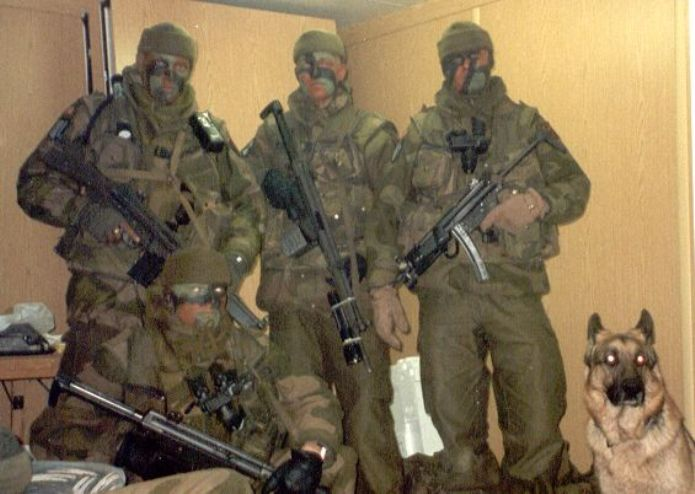 FSK Covert Ops in Kosovo