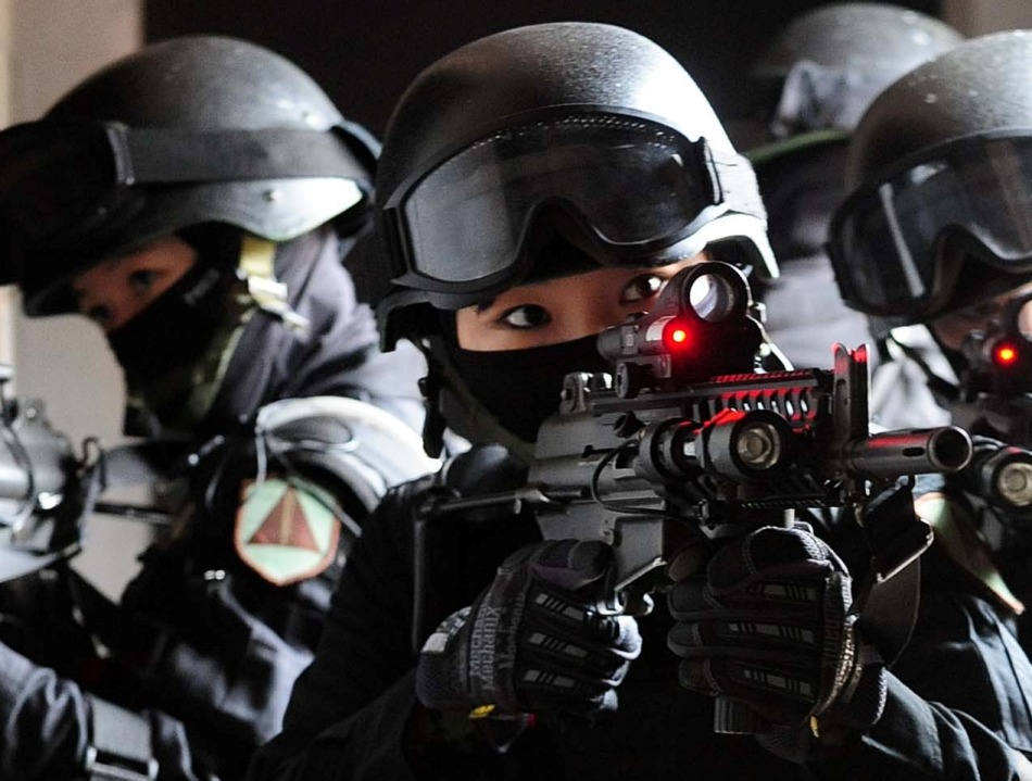 Korean Female Special Ops Photo: Flickr