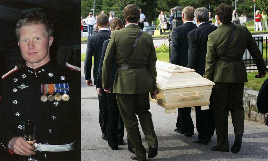 RIP Soldier