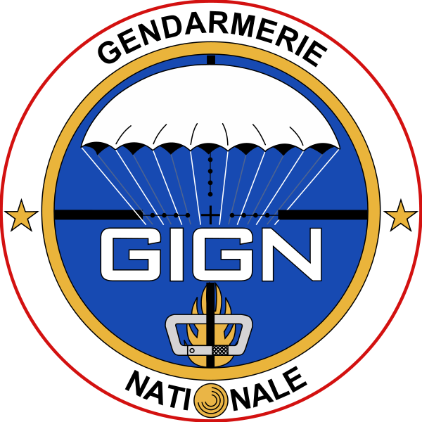 GIGN Insignia