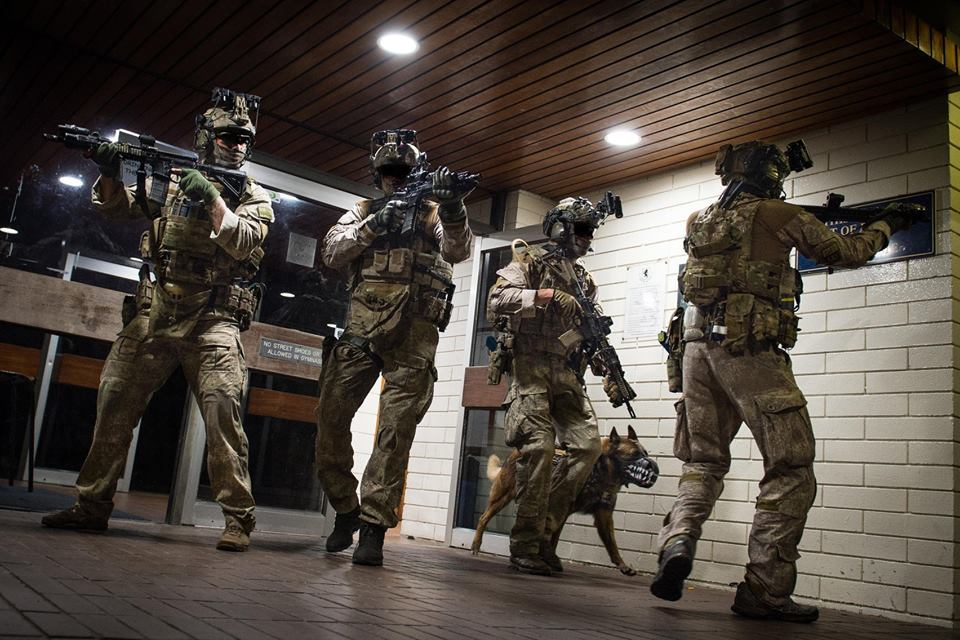 making of a new zealand sas soldier � special forces news
